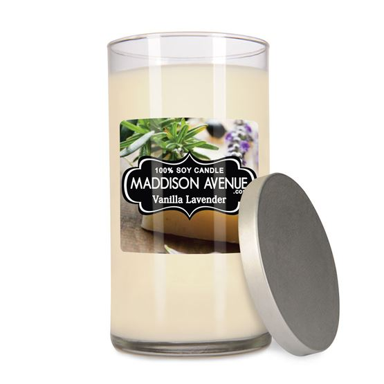 20 oz Sophia Soy Candle by Maddison Avenue Candle Company