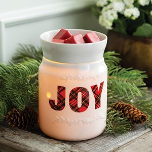 Holiday Joy Warmer by Maddison Avenue Candle Company