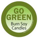 Go Green Specialty Label by Maddison Avenue Candle Company