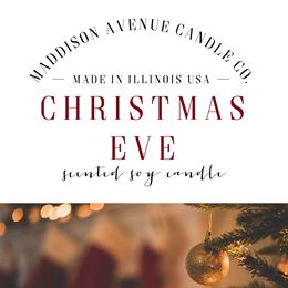 Christmas Eve by Maddison Avenue Candle Company
