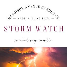 Storm Watch by Maddison Avenue Candle Company