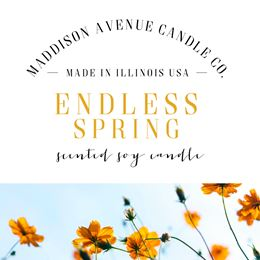 Endless Spring by Maddison Avenue Candle Company