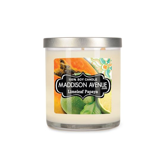 9 oz Sophia Soy Candle by Maddison Avenue Candle Company
