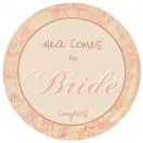 Bride Specialty Label by Maddison Avenue Candle Company