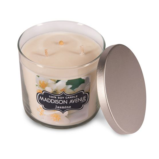 14oz Cylinder Jar by Maddison Avenue Candle Company