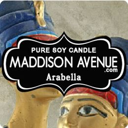 Arabella by Maddison Avenue Candle Company