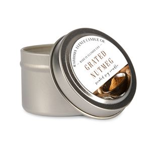 2 oz Tin Soy Candle by Maddison Avenue Candle Company
