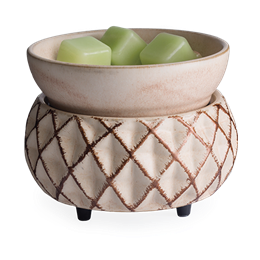Ceramic Bless This Home Tart Warmer by Maddison Avenue Candle Company