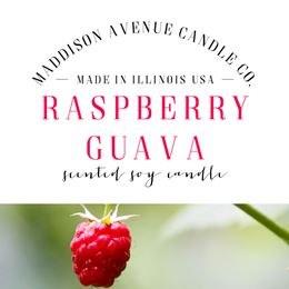 Raspberry Guava by Maddison Avenue Candle Company