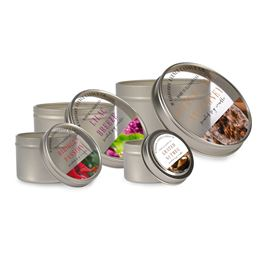 Tins by Maddison Avenue Candle Company