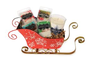 Holiday Treasures by Maddison Avenue Candle Company
