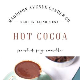 Hot Cocoa by Maddison Avenue Candle Company