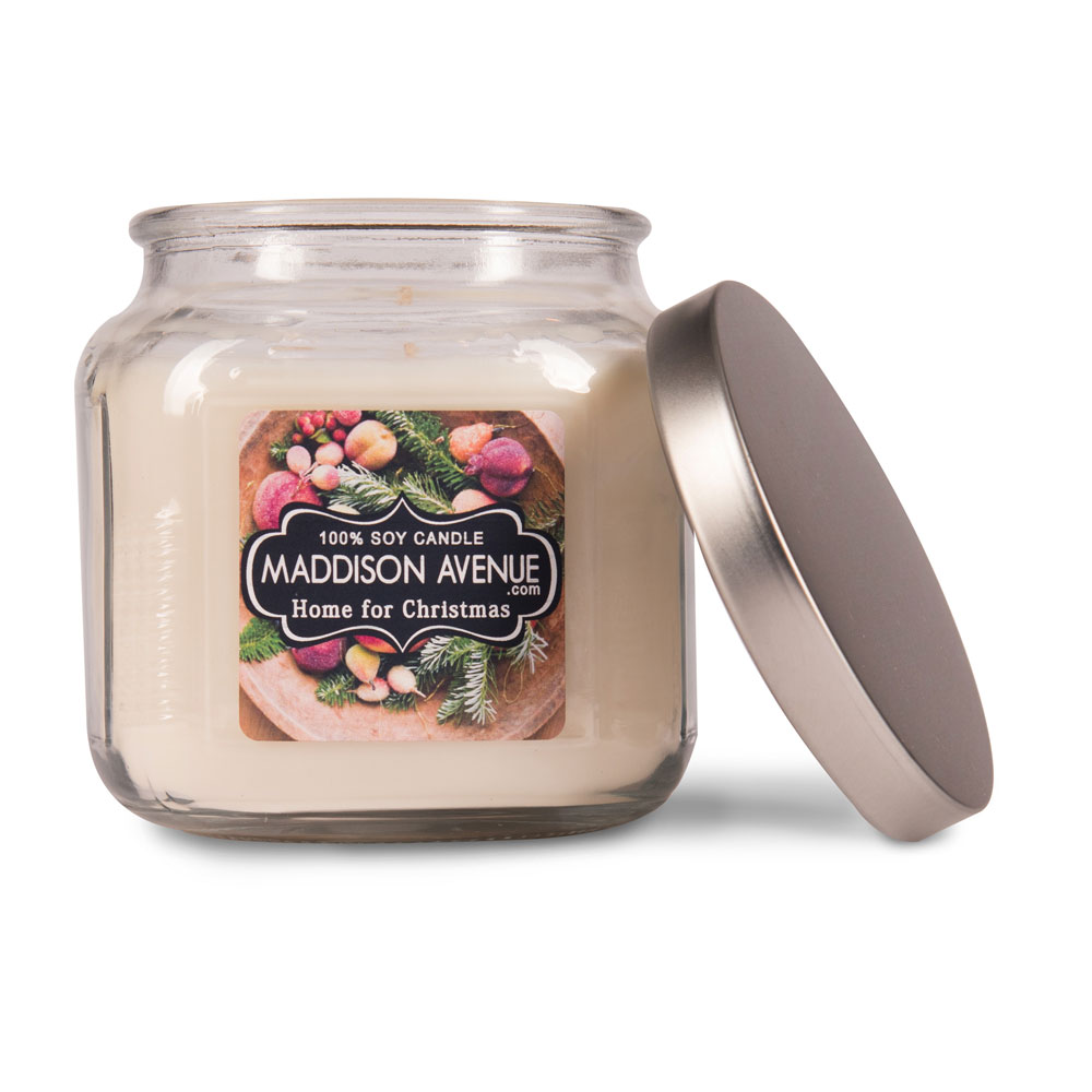 Mason Pantry Candle Jar Scented CHAI TEA Choose Your Size and Wax