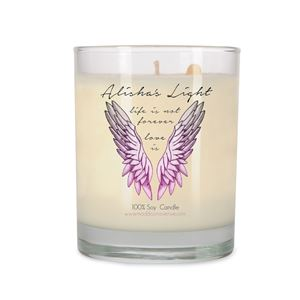 7.5 oz St. Jude Children's Hospital Soy Candle by Maddison Avenue Candle Company