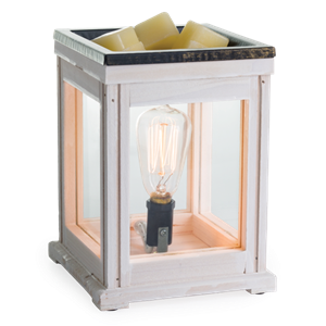 Weathered Wood Edison Bulb Illumination by Maddison Avenue Candle Company