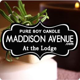 At the Lodge by Maddison Avenue Candle Company