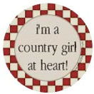 Country Girl Specialty Label by Maddison Avenue Candle Company