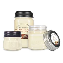 Mason Jars by Maddison Avenue Candle Company