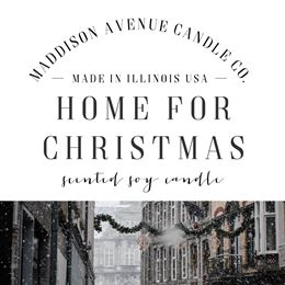 Home for Christmas by Maddison Avenue Candle Company