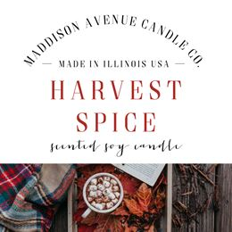 Harvest Spice by Maddison Avenue Candle Company