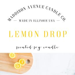 Lemon Drops by Maddison Avenue Candle Company